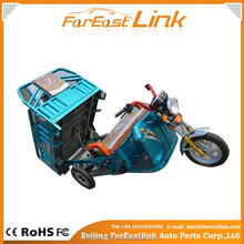 New model Adult Electric tricycle cargo with container