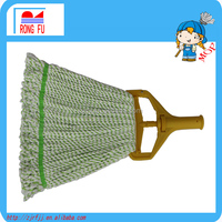 China stainless steel basket microfiber spin mop