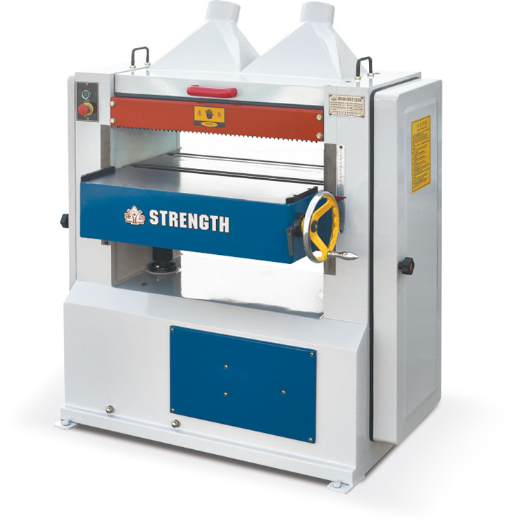 Automatic wood planer machine with high precision
