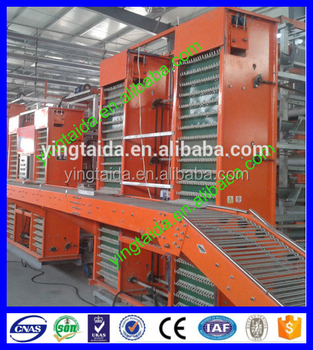 high quality strong ytd automatic chicken layer cage for sale in philippines