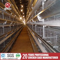 High tier factory supply large animal cage /Poultry farming equipment