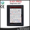 -Newest 2014 CE LAUNCH X-431 V+(PRO3) auto scanner used automotive tools and equipment obd2 japanese car scanner