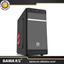 SAMA New Arrived Best Quality Fashion Design Micro Atx Computer Case Awesome Design Hot Sale