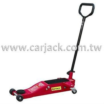 Low Position Hydralic Trolley Jack with High Lift