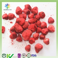 2016 hot sale freeze dried fd strawberry