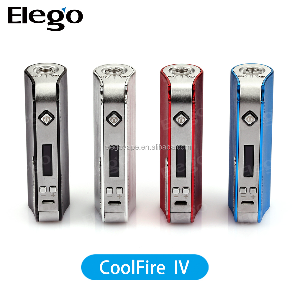 Innokin latest variable voltage and variable wattage vape mod coolfire 4/CoolFire IV Plus/innokin cool fire 40w in stock