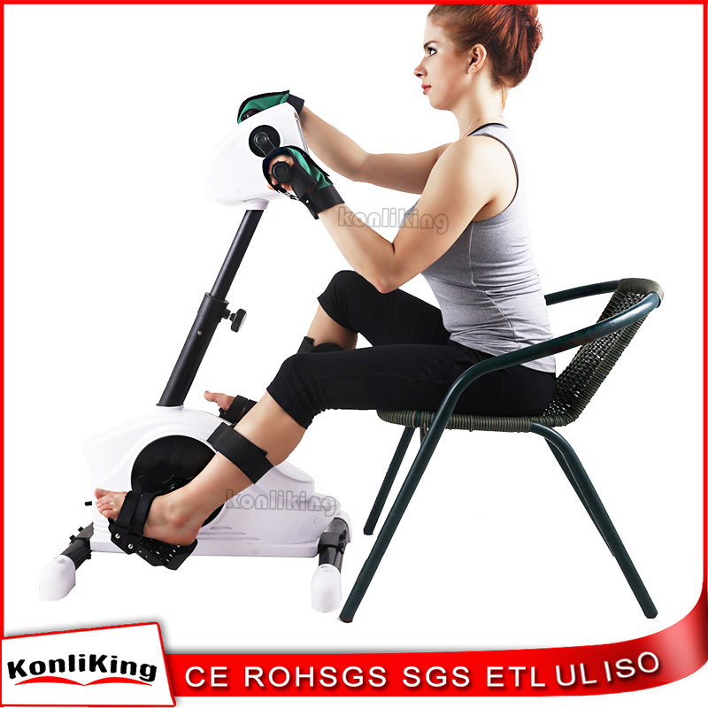 Most Commercial 2017 Elliptical trainer foot exercise machine for rehabilitation training exercise bike with arm workout
