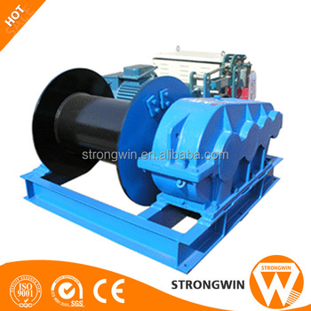 2015 promotion electric wire rope small electric winch and 12V electric winch