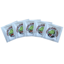 Disposable individually wrapped restaurant wet napkin