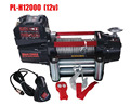 TOP SALE 4X4WD 12V/24V USED ATV UTV JEEP ELECTRIC WINCH 12000LB WIRE ROPE