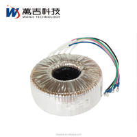 Temperature protection led lighting electric transformer for outdoor power supply