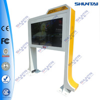 outdoor led screen floor standing 42 inch wifi digital display able to play the full hd contrast media and videos