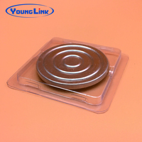 High Quality Small Round Shape Clamshell