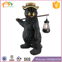 Factory Custom made best home decoration gift resin polyresin fiberglass animal life size