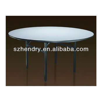 Hot sale Folding Round Banquet Table