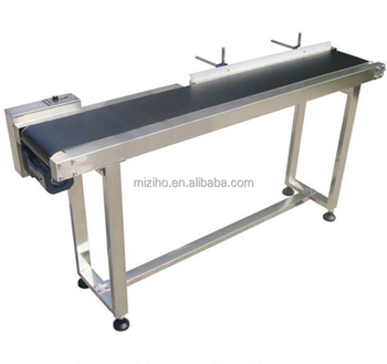 automatic conveyor belt for inkjet printer machine