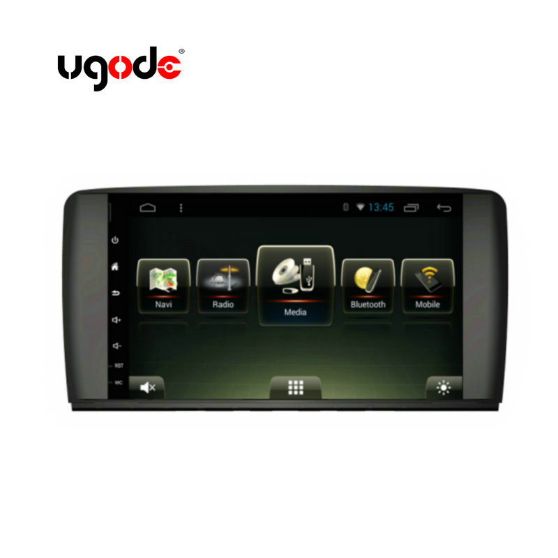 Wholesale OEM <strong>Android</strong> Car GPS Navigation Stereo Player for Ben-z ML 350 <strong>W164</strong>