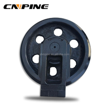 SHMPINE Idler Wheel Assembly Mitsubishi ms280 Excavator Idler for Machinery Undercarriage Parts