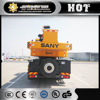 original chinese sany 50t truck mounted crane