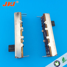 High quality overheat protection flat slide switch flat slide switch