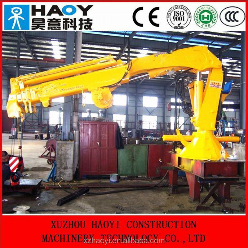 foldable arms in china, high quality and good price crane