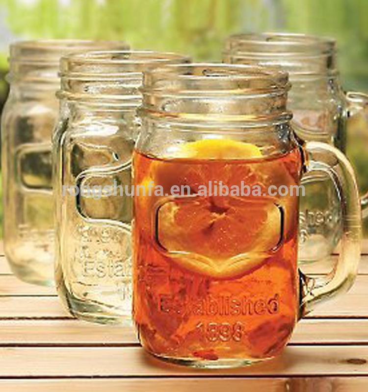 cheap price plastic mason jars wholesale transparent heat resisting glass mason jars round 750. Black Bedroom Furniture Sets. Home Design Ideas