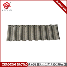Roofing tile metal roofing,coloful stone coated steel roofing tiles