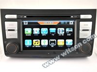 WITSON 7 inch double din car dvd for suzuki swift with SD card for Music and Movie