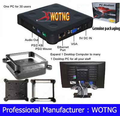 WOTNG Multi user Network Computer Terminal