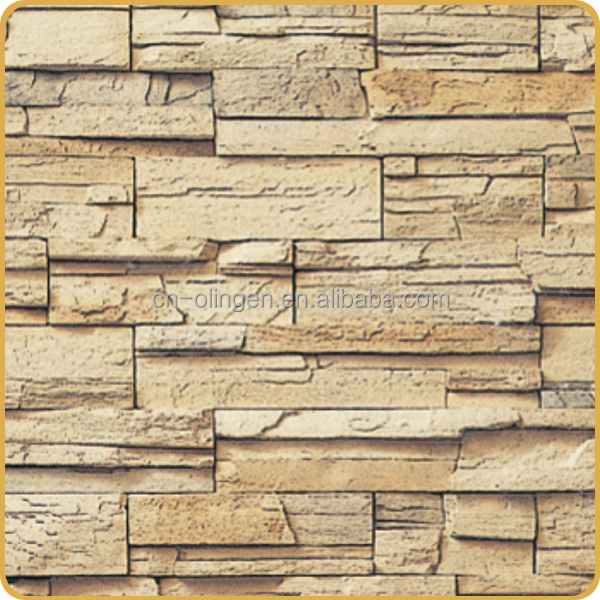 Wholesale faux stone wall cladding decoration