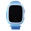 OLED GPS navigation bluetooth GSM SIM Q90 kids smart watch