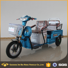 2017 new safe design 60v adult 3 wheel electric bicycle,electric tricycle from china