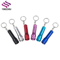 Mini Pocket 1 led keychain flashlight Battery Included