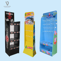 Corrugated Cardboard Display Stand, Carton Display Stand, Paper Display Stand