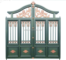 Modern Luxury Aluminum Automatic Main gate designs for House/Villa