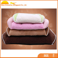 Pet Dog Sherpa Comfort Warm New Design extensible Bed and cushion