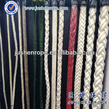 China Professional Leading Manufacturer RUNYANG Dy(Ultra High Performance) Nylon,PP,Polyester,Polyamide,Polypropylene Rope