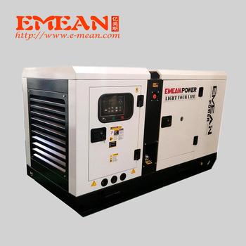 Home Diesel Engine Generator 12kw