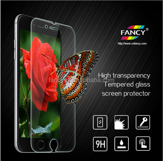 high clear AGC glass touch screen glass film for moible phone