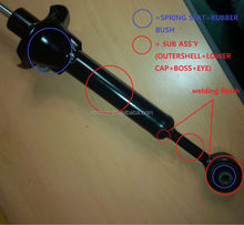 kia pride REAR shock absorber KK153-27-700B unit parts