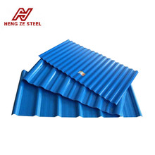 china offer large building material prepainted aluzinc corrugated steel roof sheet