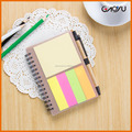 Dongguan Factory Supply Excellent Design Custom recycle Spiral Notebook