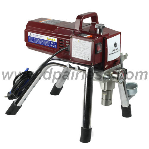 DP6318 electric airless paint spraying machine , piston pump for sale