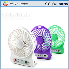 Hot Selling Portable Multifunction mini Fan Rechargeable Fan