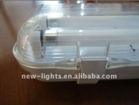 IP65 Fluorescent Waterproof Lighting Fitting for T5 Fluorescent lamp