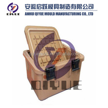 PE Material and Insulated Type rotomolded cooler box