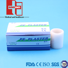 FDA Approved Surgical Tape/Medical Adhesive Plaster/PE Plaster