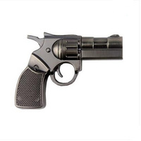 gun shaped usb flash drive stick pen drive for gift