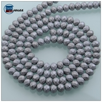 Lampwork glass beads Pujiang crystal beads manufacturer wholesale czech pressed glass bead