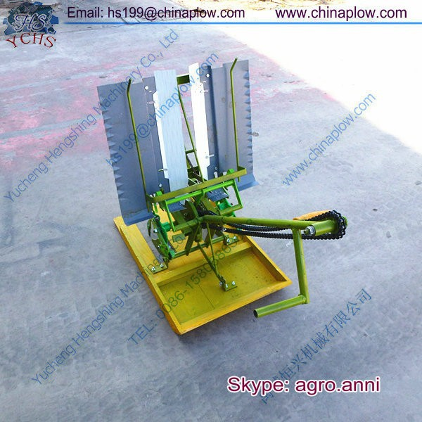 Easy operate Manual rice transplanter